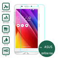 For Asus zenfone Max Tempered Glass Screen Protector 2.5 9h safety Protective Film on zc550kl 550KL Zenfone 5000 Zc550