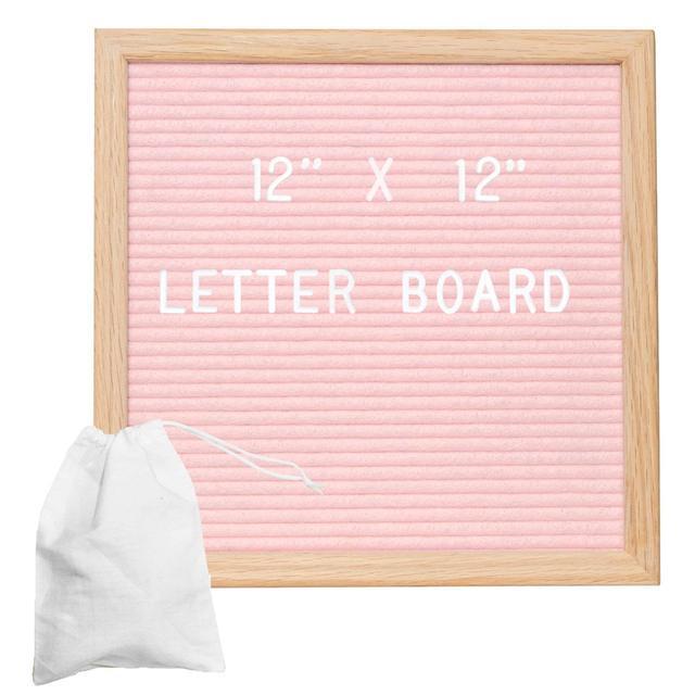 felt letter board set w display easel 510 letters message memo board wedding signs wedding