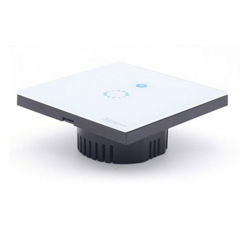 Itead Sonoff Touch EU US Smart Wifi-seina kerge puutetundlik lüliti - Nutikas elektroonika - Foto 5