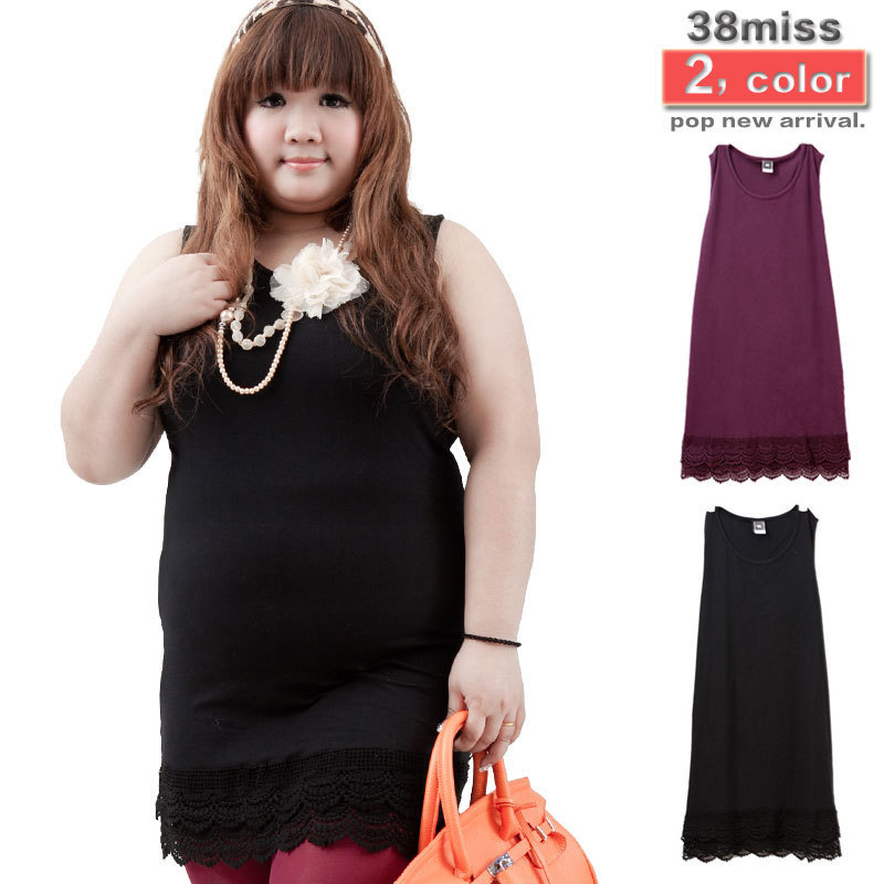 Sleeveless Vest Tank Big Size Women Clothes Purple/Black ...