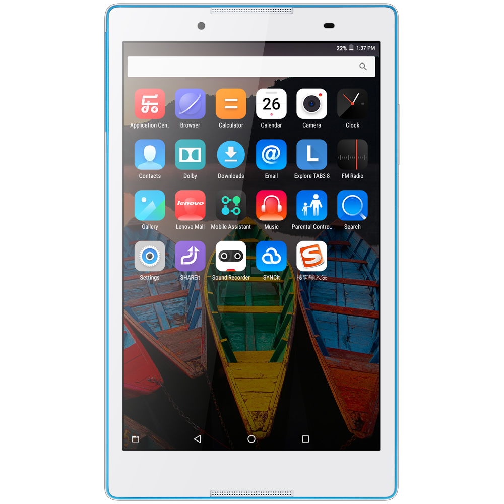 Vente chaude lenovo Tab3 850 M LTE 4G version 8.0 pouces 2G ROM 16G RAM MT8735 1280x800 4290 MAh 2MP 5MP tablette PC TB3 850 M