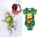Recién nacido bebés del mameluco trajes niños trajes de baño