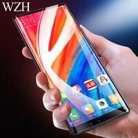 3D volle Abdeckung Gehärtetem Glas Für Xiaomi Mi MIX 2 2 S Screen Protector glas xiomi mi mix2s mix 2 s 3D schutzhülle film Abdeckung Fall