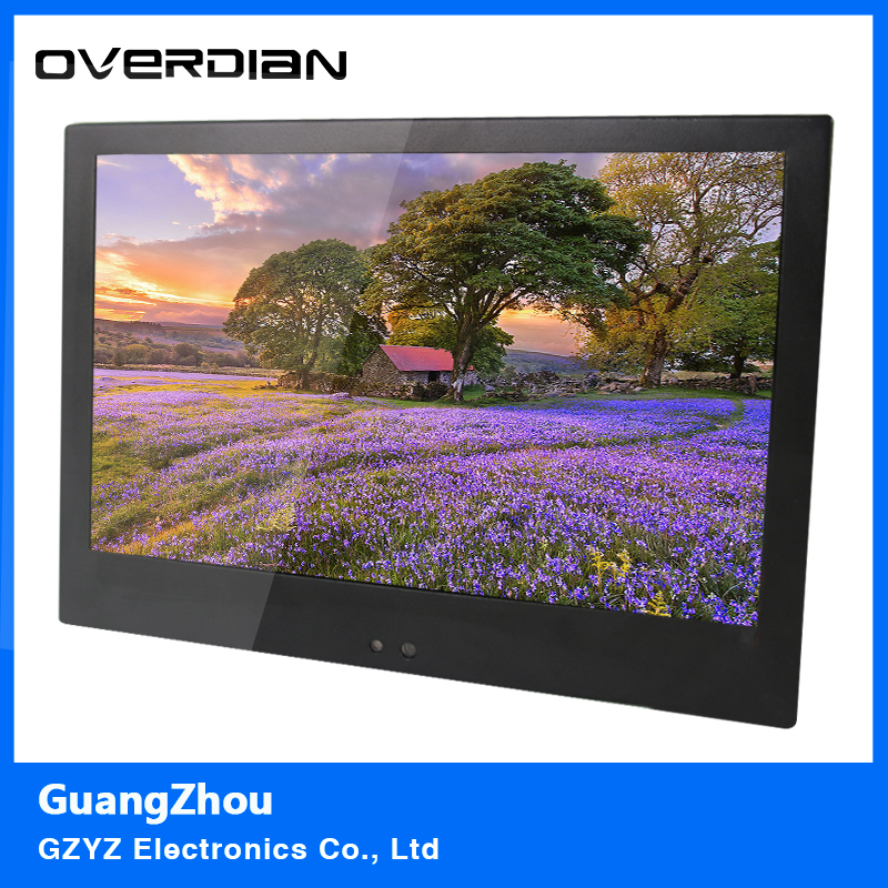 12/12.1Inch VGA Interface1280*800 Metal Shell Hanger Installation Industrial Control Lcd Monitor TFT Type 16:10 Non-touch Screen 10 4 10 vga dvi interface non touch industrial control lcd monitor display 1024 768 metal shell hanger card installation 4 3