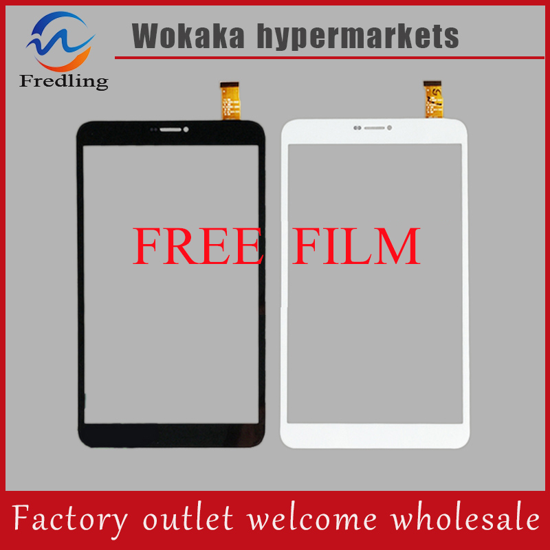 Free film+New 8 inch Tesla Neon 8.0 Tablet Capacitive touch screen panel Digitizer Glass Sensor Replacement Free Shipping new capacitive touch screen panel digitizer glass sensor replacement for clementoni clempad pro 6 0 10 tablet free shipping