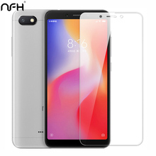 10 Pcs 0.3mm Tempered Glass For Xiaomi Redmi 6 6A Phone Screen Explosion-proof Protection Hard Film On 5.45