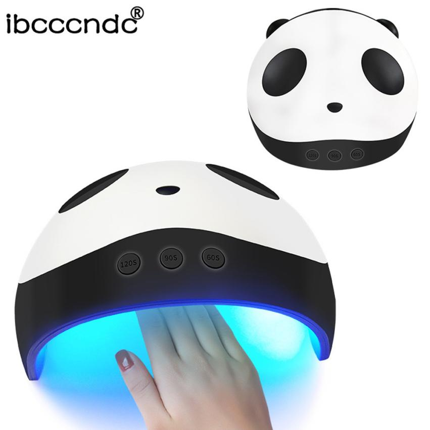 Nail Dryer USB 36W LED UV Nail Gel Curing Lamp Dryer Machine Cure UV Gel Manicure lamp 12 LED Lights Dropshipping 18aug7 longevita uv cure eco