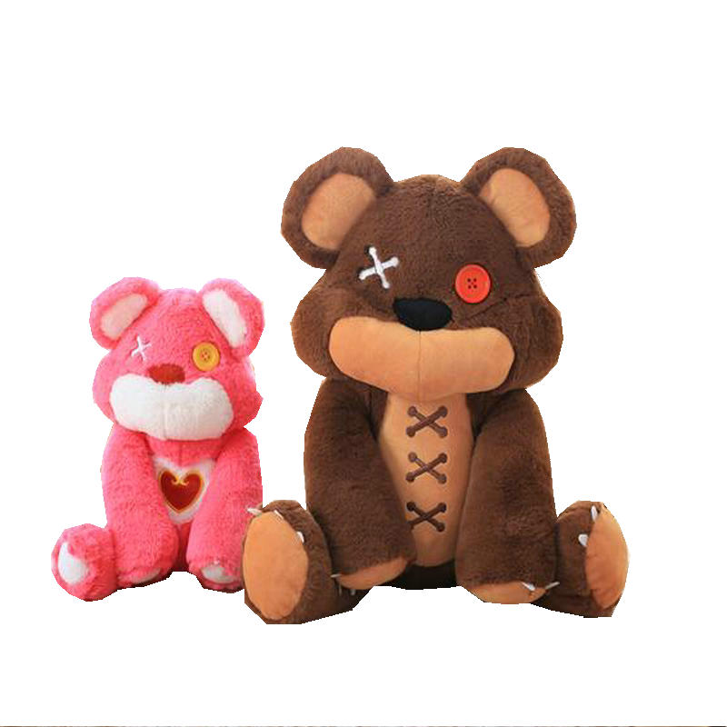lol dolls plush toys 100cm Big the Dark Child Annie Bear Pet Tibbers game plush stuffed toys for Children present for birthday