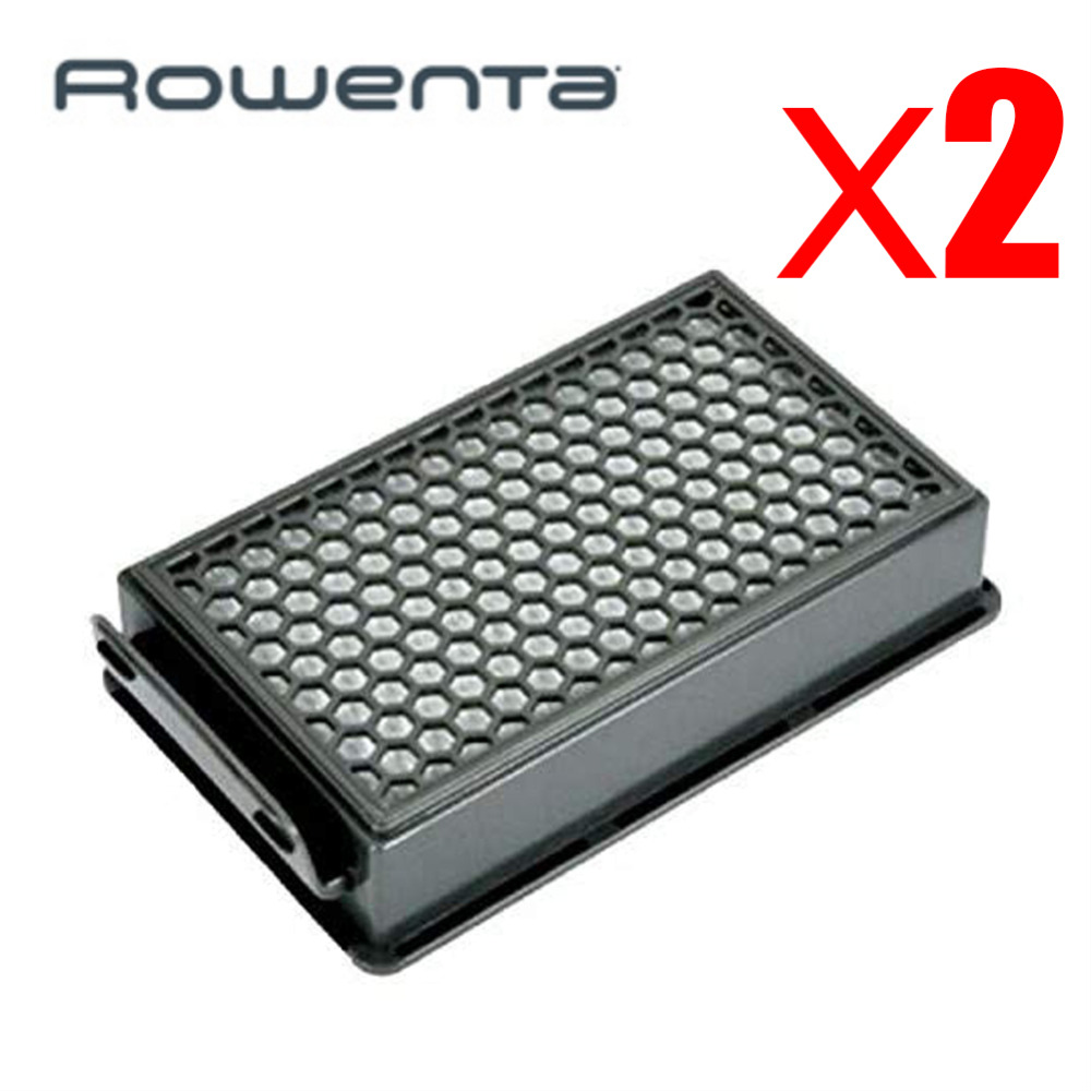 2Pcs Power Line Vacuum Cleaner parts Kit accessories Hepa Filter for Moulinex Rowenta ZR903501 power RO3715 RO37592Pcs Power Line Vacuum Cleaner parts Kit accessories Hepa Filter for Moulinex Rowenta ZR903501 power RO3715 RO3759