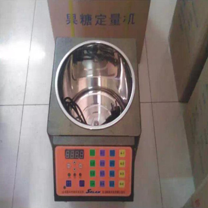 AC220-240V first class Syrup Fructose dispenser Bubble tea boba Machines Equipments fructose filling machine 1Y guarantee  ZF stainless steel high precision liquid syrup fructose dispenser measuring machine zf