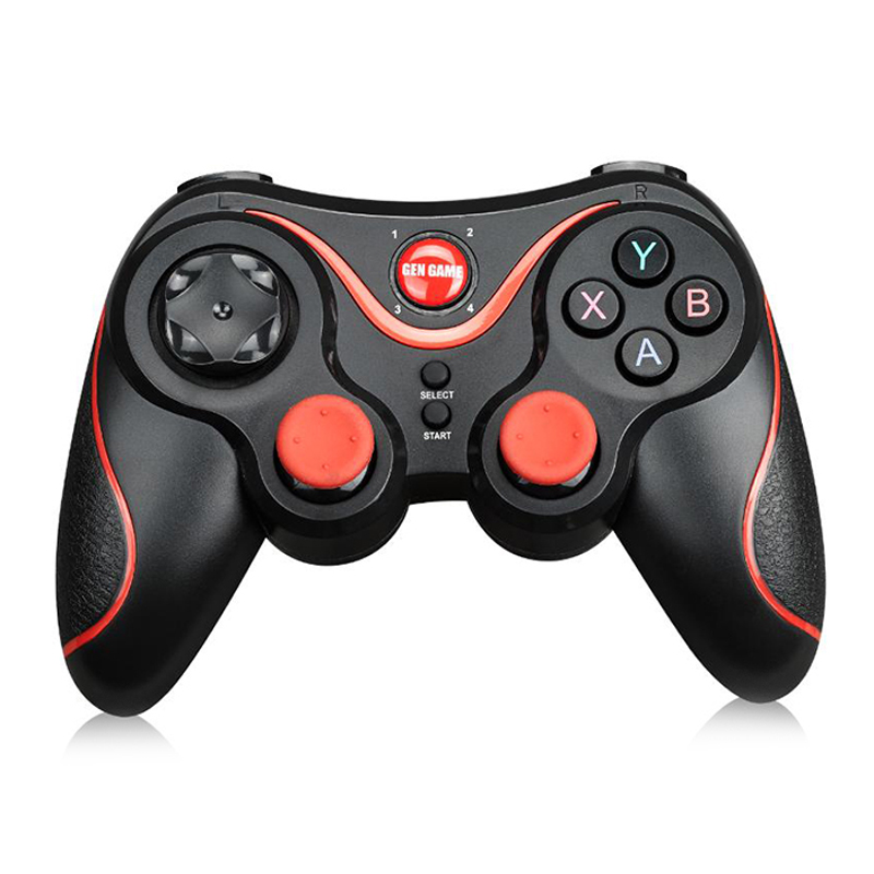 Terios S3 Bluetooth Gamepad For Android Wireless Joystick