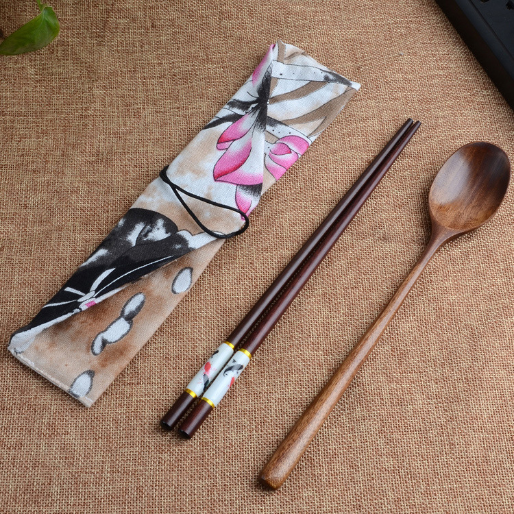 1Pc Natural Bamboo Tea Spoon For Tea Coffee Honey Sauce Spoon Kitchen Tools BHER
