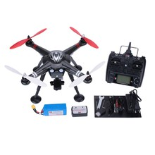 Freeshipping XK Detect X380-B 2.4GHz RC Quadcopter RTF Drone with 1080P HD Camera and Damping Gimbal(China)