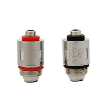 Justfog – tête de bobine, 20 pièces/lot, noyau de remballage, 1,2 ohm, 1,6 ohm, adapté au Kit de Cigarettes électroniques d'origine