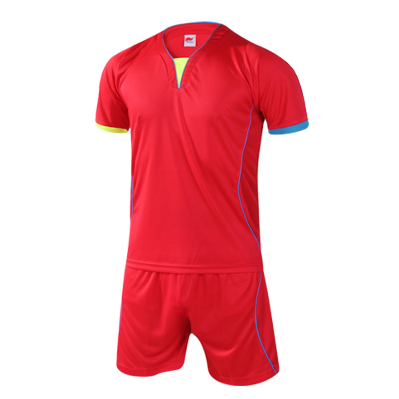 Hot sell soccer sportswear suit male basketball clothes suit Sports Training clothes 6 colors