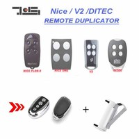 5pcs FOR DITEC GOL4, V2 PhoenixV2 PHOX, Nice Flors, Nice One Remote control Replacement 433,92Mhz clone duplicator