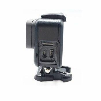 Suptig для GoPro аксессуары защитная рамка чехол для видеокамеры корпус чехол для GoPro Hero2018 Hero5 6 Hero 7 черная Экшн-камера 2