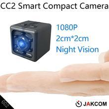 JAKCOM CC2 Câmera Compacta Inteligente venda Quente em Filmadoras Mini como sq8 inteligente mini câmera relógio da câmera wi-fi