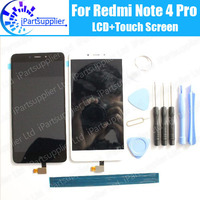 For Xiaomi Redmi Note 4 Pro LCD Display Touch Screen 100 Tested LCD Digitizer Glass Panel
