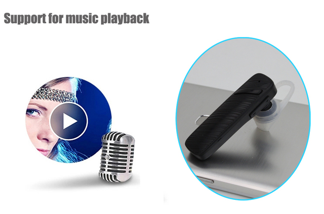 Mini V4.0 wireless bluetooth headset