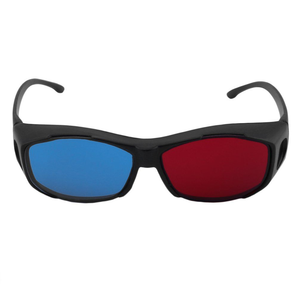 Universal Type 3D Glasses TV Movie Dimensional Anaglyph