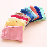 New Kids Girls Pencil Pants Full Length Candy Color Casual Style kz-6081