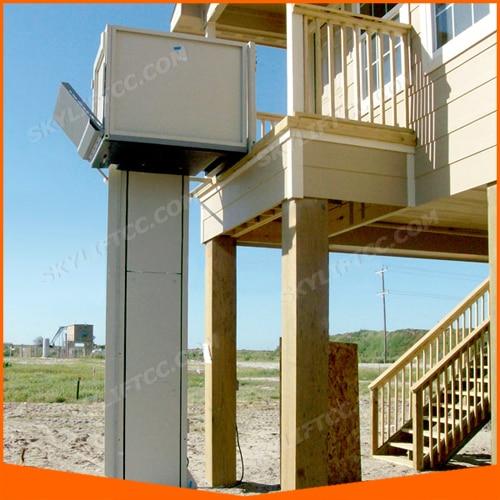 Residential Wheelchair Lift : Aliexpress buy residential vertical platform