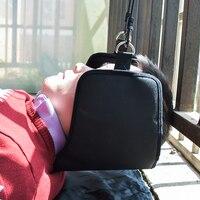 New Design Product Good Neck Hammock For Neck Pain Relief Neck Relief Fatigue Door Handle Hanging