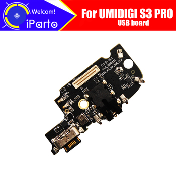 UMIDIGI S3 PRO usb board 100% Original New for usb plug charge board Replacement Accessories for UMIDIGI S3 PRO Cell Phone
