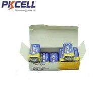 30Pcs 6F22 9V Batteries MN1604 522 E22 AM9V UM9V Super Heavy Duty battery For Electronic thermometer Equal 6LR61