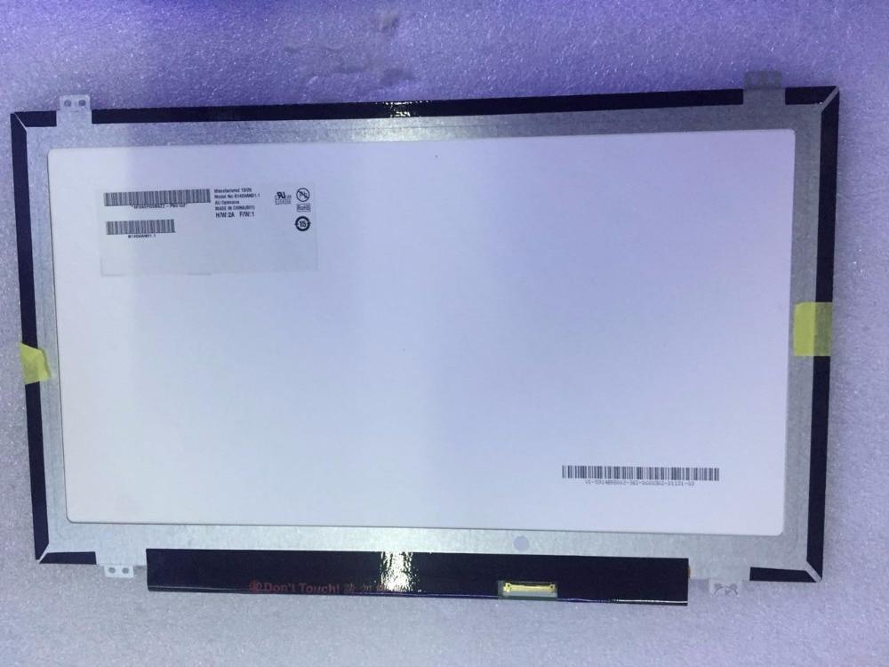 GrassRoot 14 inch LCD Screen B140HAN01.1 LTN140HL02 B140HAN01.2 B140HAN01.3 LP140WF1 SPB1 N140HCE-EAA N140HCE-EAB 1920*1080 IPS free shipping lp140wf3 spl1 lp140wf3 spd1 lp140wf1 spb1 n140hce eaa n140hge eab laptop lcd screen 1920 1080 edp 30pin