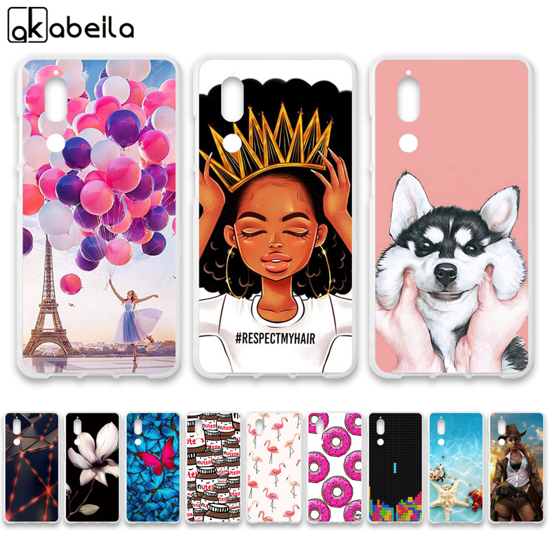 Phone Cases For Sharp Aquos S2 Case Silicone Flamingo Nutella Bumper On the For Sharp Aquos S2 5.5 inch Covers Fundas Coque Capa Pakistan