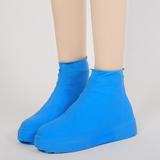 Yesello One Time Waterproof Overshoes Shoe Covers Shoes Protector Men Women Children Rain Cover For Shoes Accessories Rain Cover