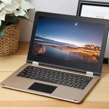 Best продажи Планшеты ПК VOYO vbook V2 11.6 дюймов 4 ядра ноутбук Intel Apollo Lake N3450 1.10 ГГц IPS сенсорный 4 г Оперативная память 64 г EMMC
