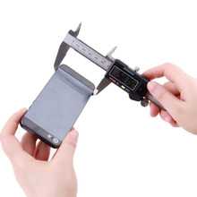 Promo offer 1pc Electric Stainless Steel Digital Vernier Dial Caliper Gauge Micro Meter 150mm 0.01mm 6″ Hot Worldwide