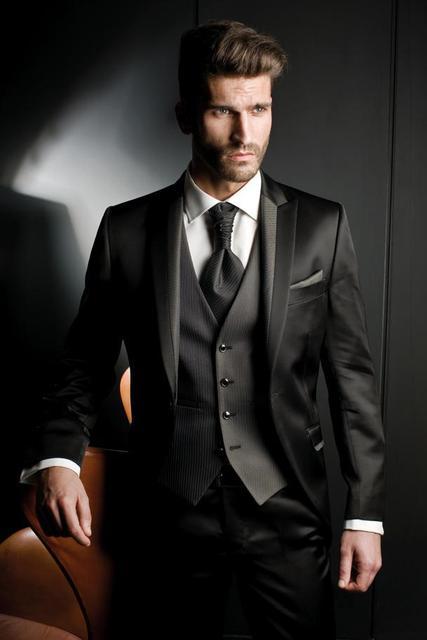 Aliexpress.com : Buy Hot Sale New Arrive Black Custom Made Men's