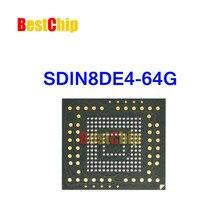 10pcs/lot SDIN8DE4-64G 64GB eMMC Memory