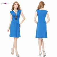 HE03280 2013 New Fashion Exquisite V Neck Ornamental Ruffles Cocktail Dress