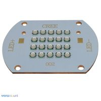 50W 60W Epileds 3535 20LEDs UV 365nm 385nm 395nm 420nm High Power 20 Chip Intergrated LED Diode Light Lamp 20pcs 3W 3535 LEDs