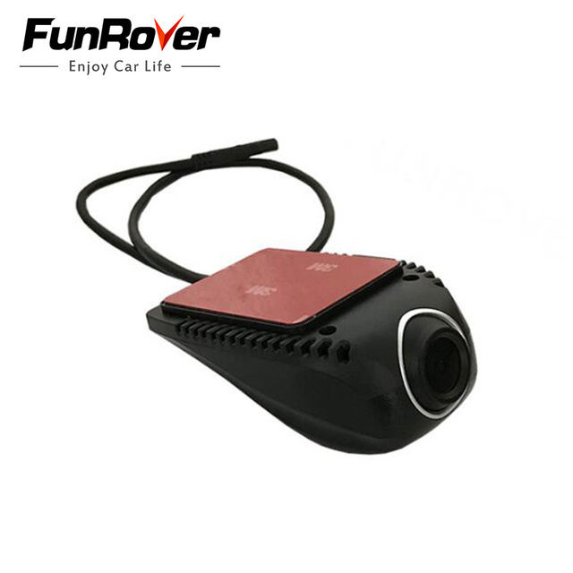 Funrover USB Port Car Radio Head unit Front DVR Record Voice Camera Special latest only For Funrover NEW Android System model