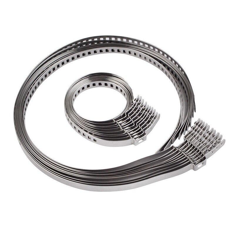 Em estoque 10 peças universal ajustável eixo cv joint boot friso braçadeira kit 31-41mm 70-125mm 5 pequeno + 5 grande