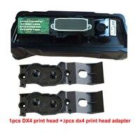 100 Original Roland DX4 Eco Solvent Print Head Two Adaptor Bonus On High Quality