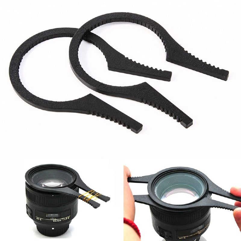 2 шт./компл. объектив фильтр разводной раздвижной гаечный ключ для плоскогубцы инструменты для удаления подходит для тонкий УФ-фильтр 49 мм-58 мм Фильтры струйное