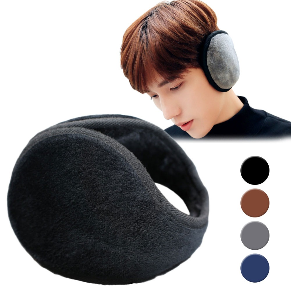 Fashion Men Women Earmuff Apparel Accessories Unisex Earmuffs Winter Ear Muff Wrap Band Ear Warmer Earlap Gift Color Random