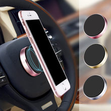 USPS Universal Car Magnetic Dashboard Cell Phone GPS PDA Mount Holder Stand For Samsung For Iphone 6 pieces Strong magnet 2019(China)