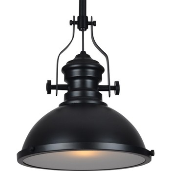 Industrial black iron LED lamps Pendant Lights Loft Black Lamp Shade hanging pendant lamp Living Room bedroom home light PA0335