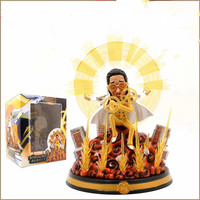 26CM GK One Piece Navy Headquarters Senior General Borsalino Figurine Dolls Toys PVC Action Figure Collection Model Toy