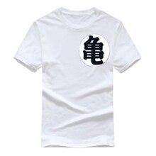 Man T-shirt Dragon Ball Z Print Black Mens short sleevesSleeve Casual Brand Clothing Jacket  Funny Sweatshir