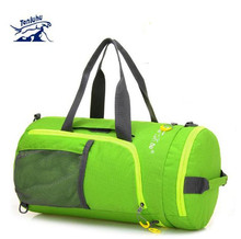 цена на TANLUHU Men Women Waterproof Nylon Sport Bags Training Gym Bag Fitness Bags Durable Multifunction Handbag Outdoor