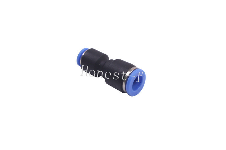 Push in Quick Touch to Connect Fitting 5/16 OD Tube Pneumatic Straight Union Connector/CouplerPush in Quick Touch to Connect Fitting 5/16 OD Tube Pneumatic Straight Union Connector/Coupler
